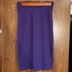 Aritzia Talula Bodycon Midi Skirt